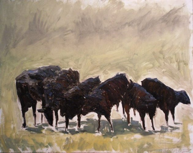 March12NoBullHere-AllYoungCows16x20w2