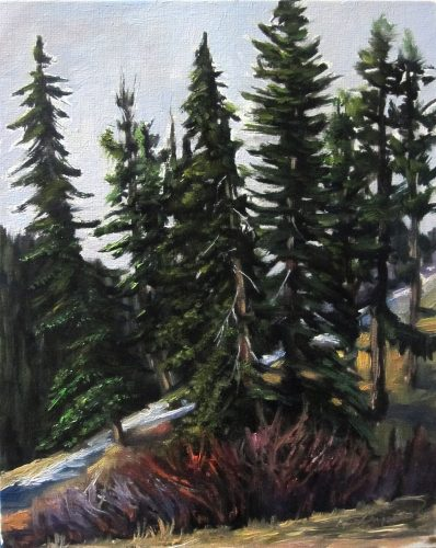 march15MountainsideLight8x10